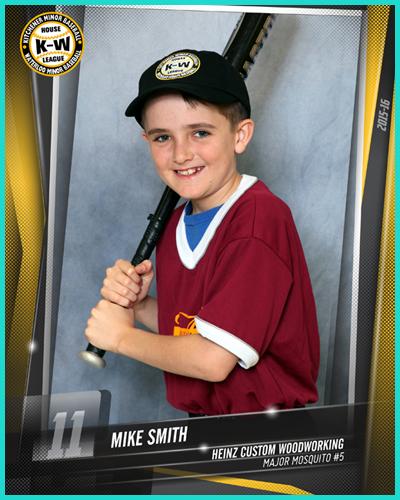 Baseball Trader Card