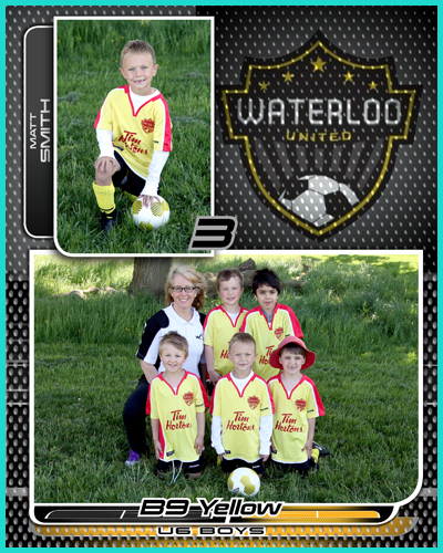 Soccer 8x10 Composite