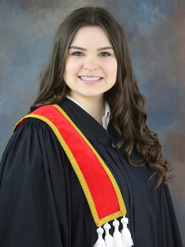 Conestoga College grad photos