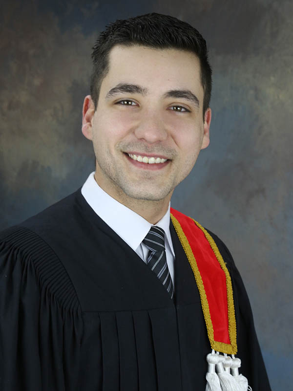 Conestoga college graduation photos