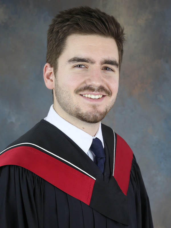 University of Waterloo grad photos