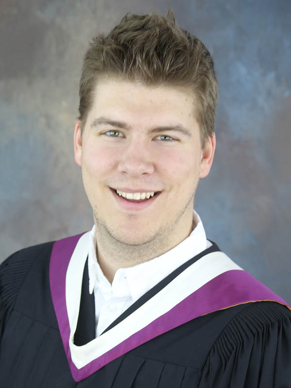 WLU graduation photos