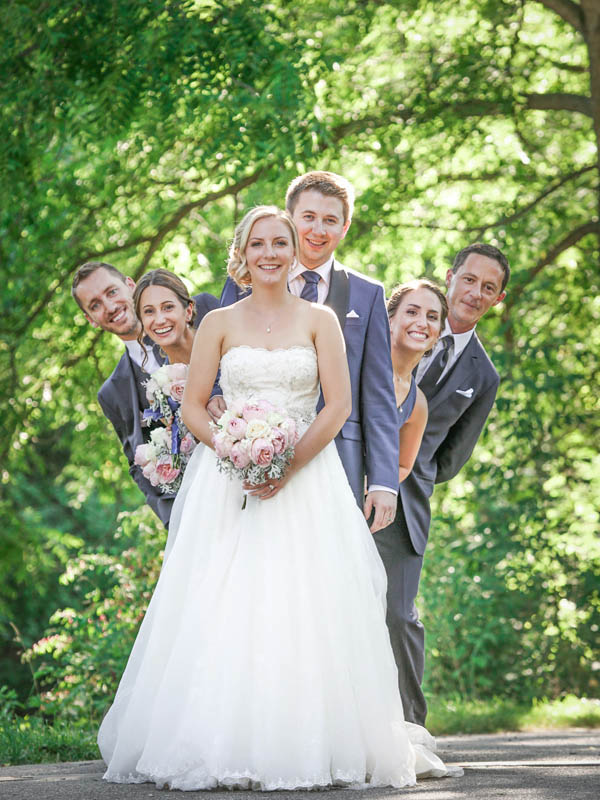 guelph wedding party