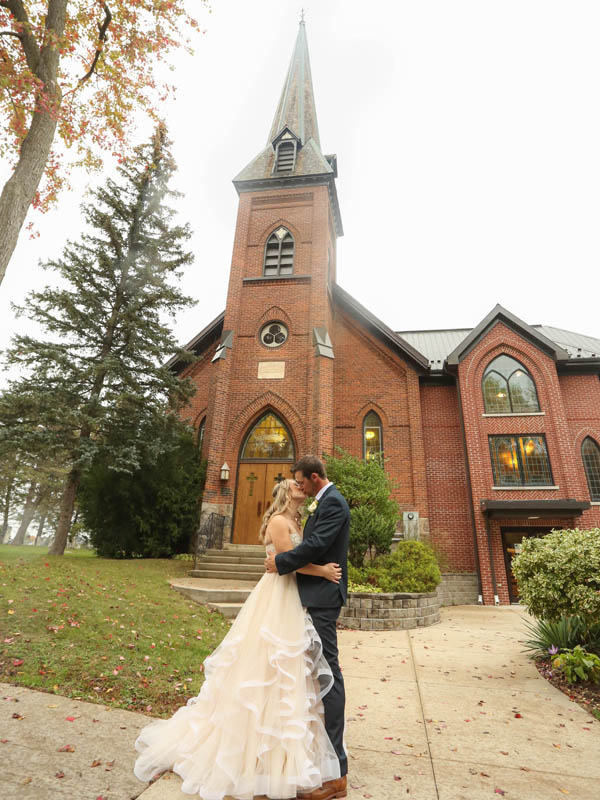kitchener church wedding