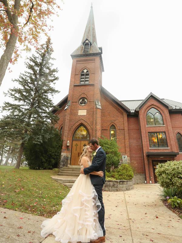 kitchener church wedding